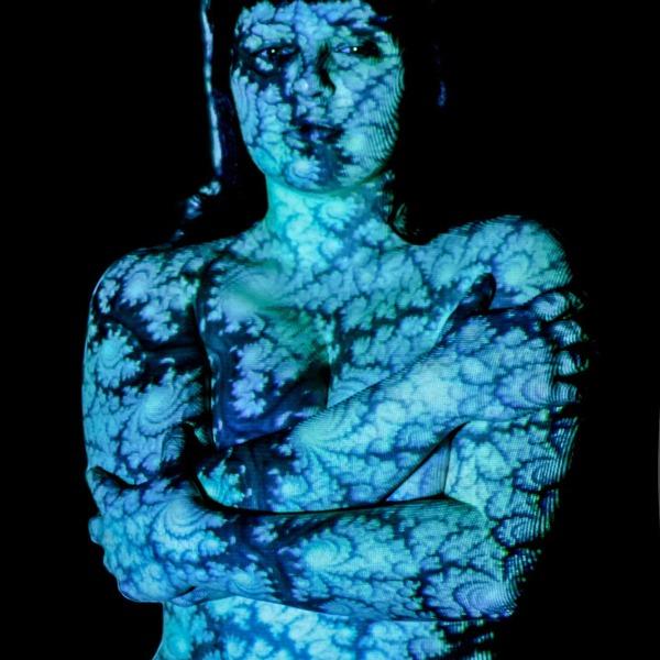 Lara blu fiori