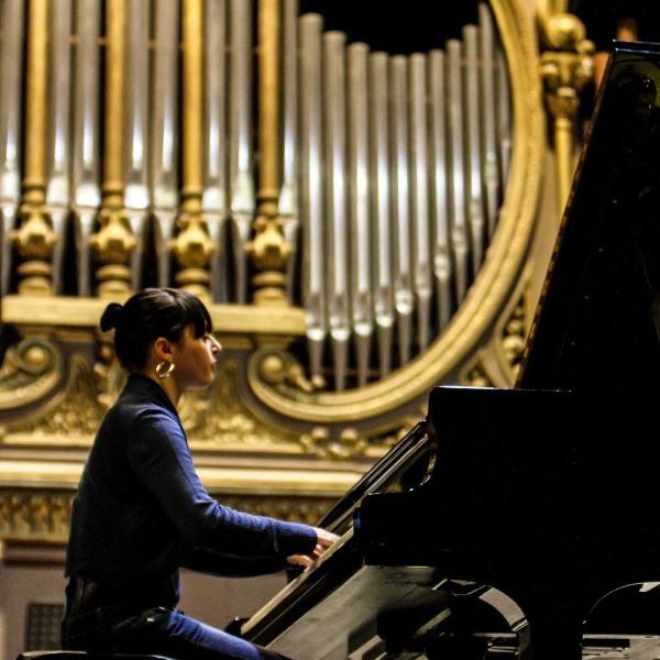 Laurea con organo