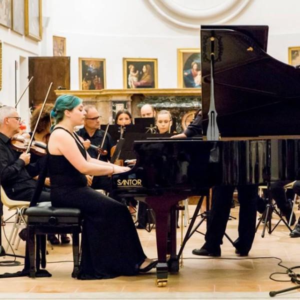 Piano e orchestra