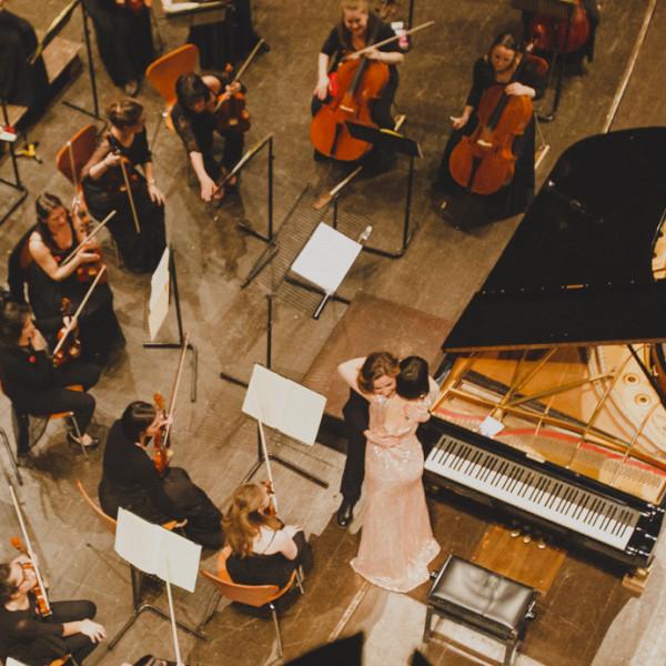 orchestra tagliata